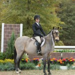 Lizzy & Opus GHJA Pony Medal Finals`