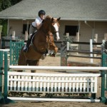 Courtney & Charlie Jumpers at FRS Show