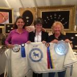 Camera Ready Champion Devon Horse Show
