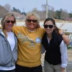 Reunited! Kelci, Cathy, and Sydney