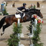 Courtney's first time showing GrandPrix